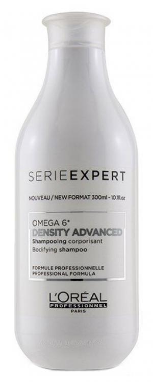 Шампунь для увеличения густоты волос L'Oreal Professionnel Density Omega Six Shampoo, 300 мл - 00-00010729