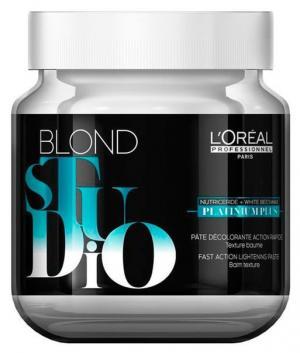 Паста для висвітлення L'Oreal Professionnel Blond Studio Platinium Plus, 500 мл - 00-00010735