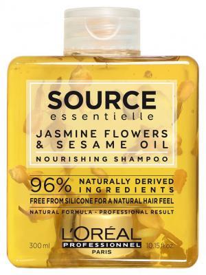 Шампунь для питания сухих волос L'Oreal Professionnel Source Nourishing, 300 мл - 00-00010763