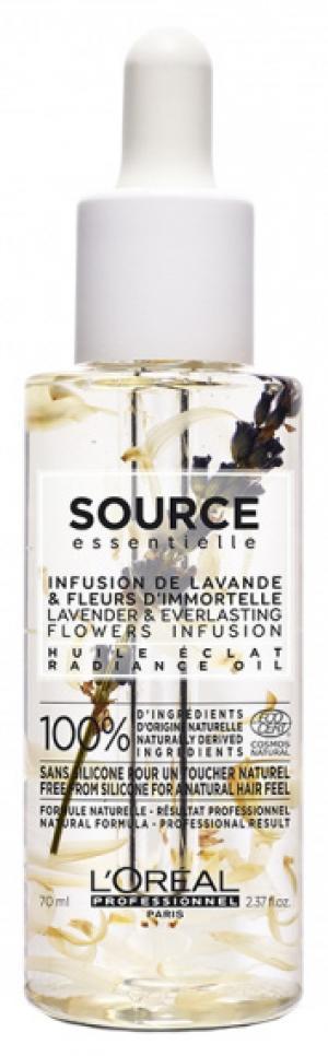Олійка для фарбованого волосся L'Oreal Professionnel Source Radiance, 70 мл - 00-00010765