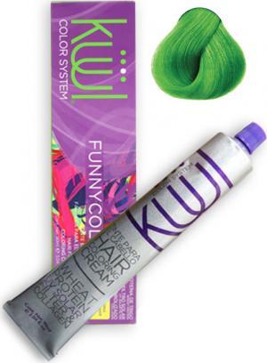 Крем-фарба для волосся Kuul Neon Green 'Зелена' 90 мл - 00-00010788