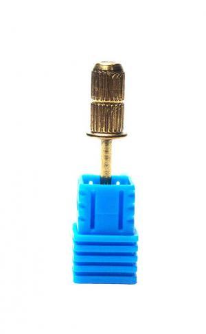 Насадка для фрезера твердосплавна золота AN-VI Professional C3 - 00-00010791