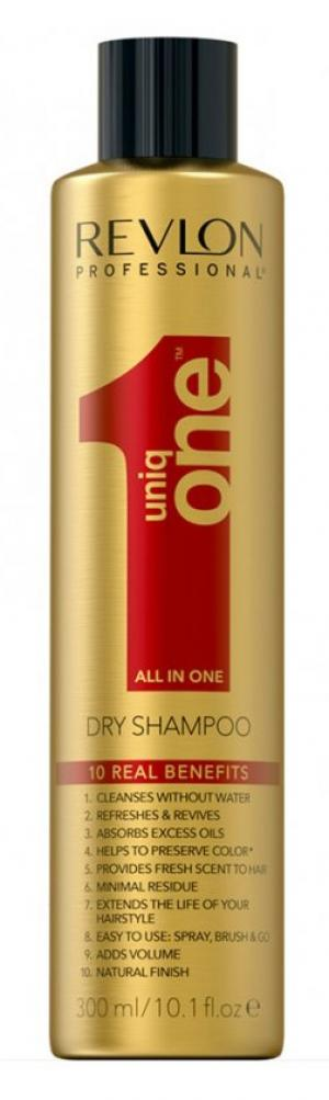 Шампунь сухий Revlon Professional Uniq One All In One, 300 мл - 00-00010843