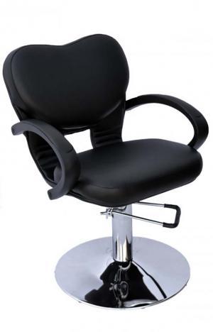 Крісло перукарське (пневмо) КЛІО - 00-00010844