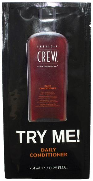 Пробник кондиціонер для щоденного використання American Crew Daily 7,4 мл - 00-00010929