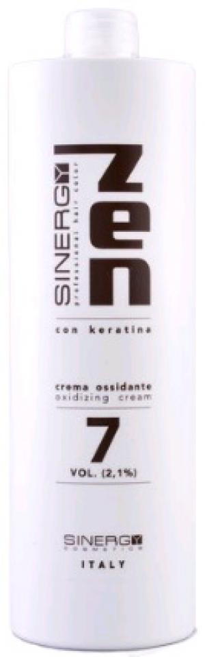 Крем-активатор з кератином Sinergy ZEN 7,5% 1000 мл - 00-00011006