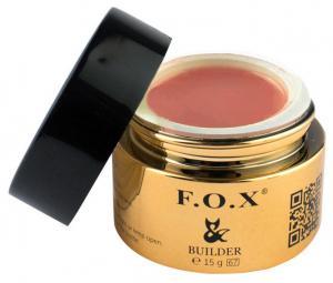 Камуфляжний будівельний гель 003 FOX 15 мл  - 00-00011128