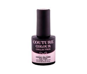 Закріплювач для гель-лака без липкого слоя COUTURE Colour Higt Gloss Top 9 мл - 00-00011227