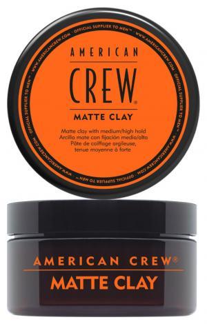 Моделирующая паста American Crew Clasic Matte Clay 85 мл - 00-00011230