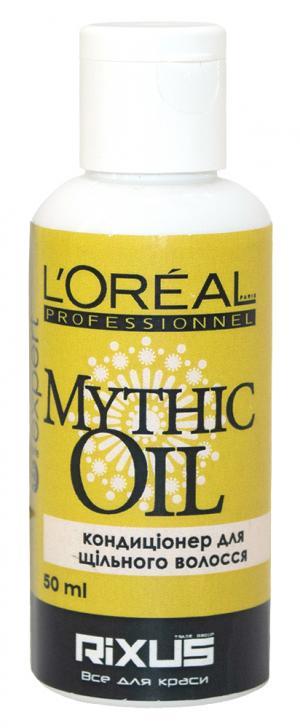 Кондиціонер для густого (товстого) волосся L'Oreal Professionnel Mythic Oil 50 мл - 00-00011254