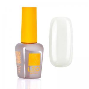 Гель-лак для нігтів LEO seasons №002 Щільний білий (емаль) 9 мл - 00-00011281