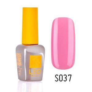 Гель-лак для нігтів LEO seasons №037 Щільний рожево-ліловий (емаль) 9 мл - 00-00011303