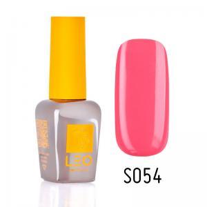 Гель-лак для нігтів LEO seasons №054 Щільний насичений рожевий (емаль) 9 мл - 00-00011325