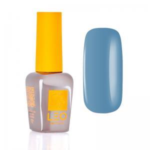 Гель-лак для нігтів LEO seasons №135 Щільний голубий (емаль) 9 мл - 00-00011355