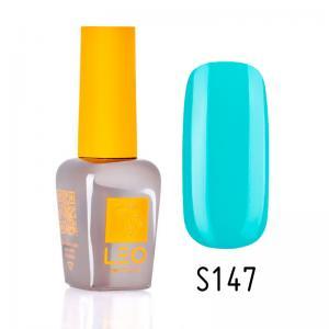 Гель-лак для нігтів LEO seasons №147 Щільний м'ятний (емаль) 9 мл - 00-00011357