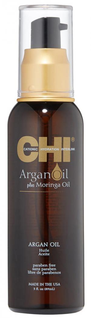 Масло для питания аргана Chi Argan Oil 89 мл - 00-00011473