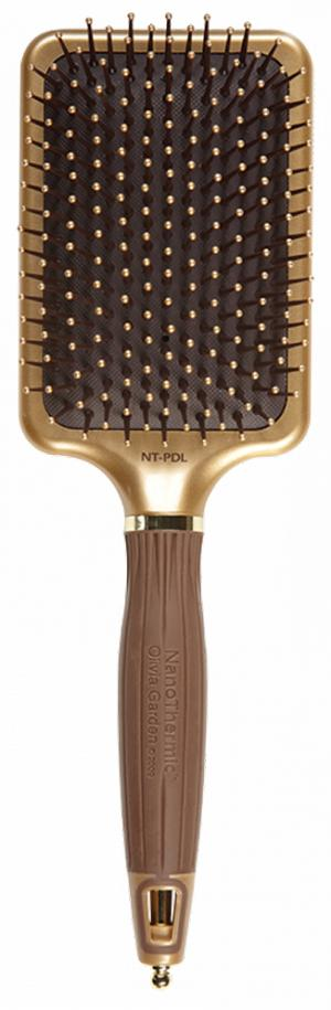 Щетка Olivia Garden Nano Thermic Styler Paddle Large  - 00-00011488