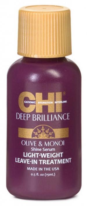 Сыворотка несмываемый шелк для блеска Chi DB Shine Serum 0,5oz 15 мл - 00-00011515