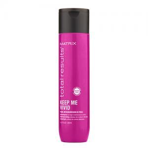 Шампунь для яскравих відтінків фарбованого волосся Matrix Total Results Keep Me Vivid 300 мл - 00-00011518