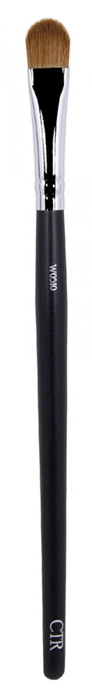Кисть для нанесення тіней ворс соболь W0510  - 00-00011556