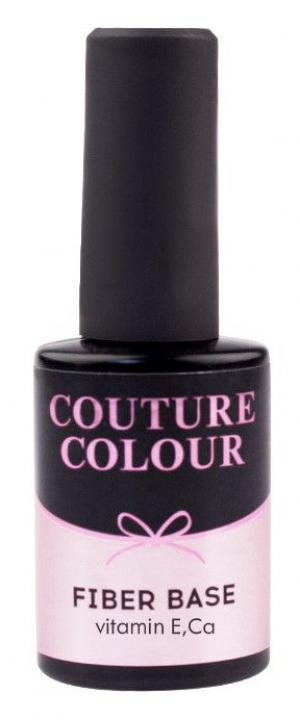 Основа під гель-лак Naomi Couture Colour Revital Fiber Base&Clear Pink 9 мл - 00-00011653