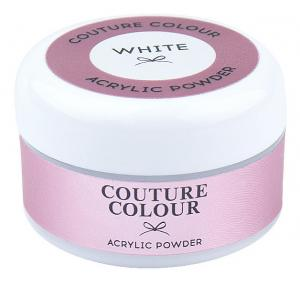 Акрилова пудра Couture color Acrylic White Powder 30 мл - 00-00011762