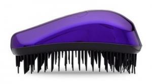 Щетка для волос Dessata Maxi фиолетовая - 00-00011826