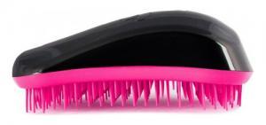 Щетка для волос Dessata Original черная-фуксия - 00-00011860