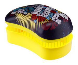 Щетка для волос Dessata Original music-yellow - 00-00011871