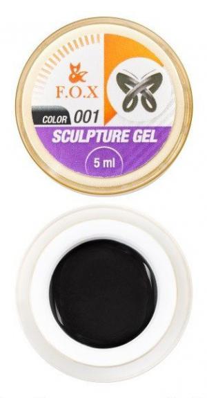 Гель-пластилін FOX Sculpture 001 5 мл  - 00-00012023