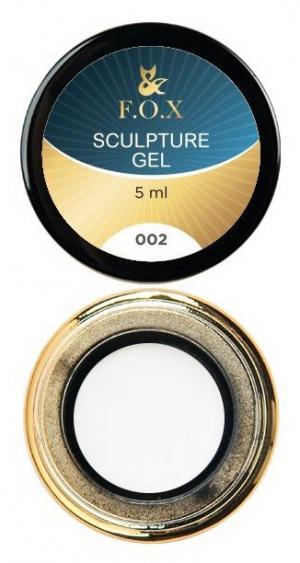 Гель-пластилін FOX Sculpture 002 5 мл  - 00-00012024