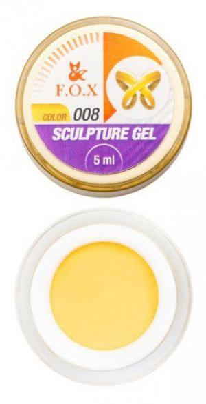 Гель-пластилін FOX Sculpture 008 5 мл  - 00-00012030