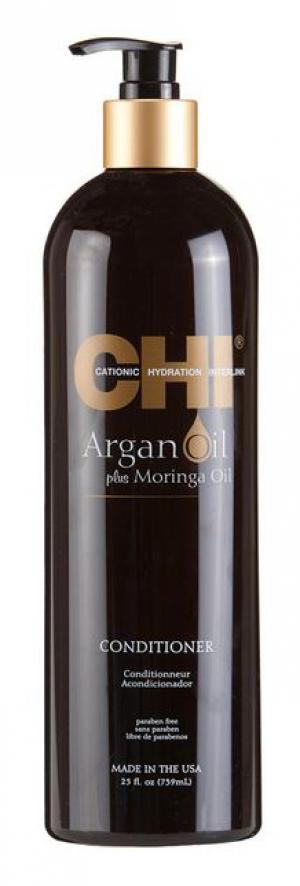 Кондиционер питательный Chi Argan Oil Conditioner 739 мл - 00-00012051