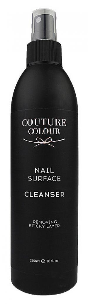 Засіб для зняття липкого шару Couture color Nail Surface Cleanser 300 мл - 00-00012099