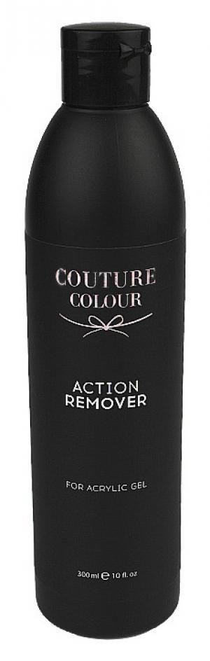 Засіб для видалення акрил-гелю Couture color Action Remover 300 мл - 00-00012100