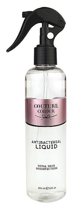 Антибактеріальна рідина для дезінфекції рук Naomi Couture color 250 мл - 00-00012102