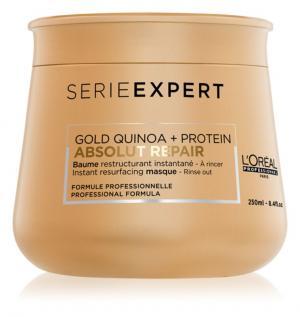Маска для волосся L'Oréal Professionnel Serie Expert Absolut Repair Gold Quinoa + Protein, 250 мл - 00-00012184