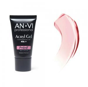 Акрил - гель ANVI для нігтів Peachpuff 30мл - 00-00012239