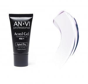 Акрил - гель ANVI для нігтів Instant Clear 30мл - 00-00012243