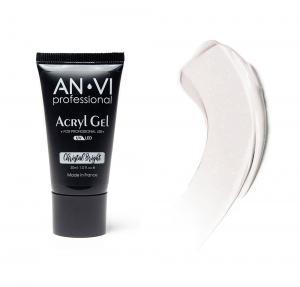 Акрил - гель ANVI для нігтів Christal Bright 30мл - 00-00012251