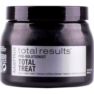 Маска восстанавливающая для волос Matrix Total Results Pro-Solutionist Total Treat 500мл - 00-00012253