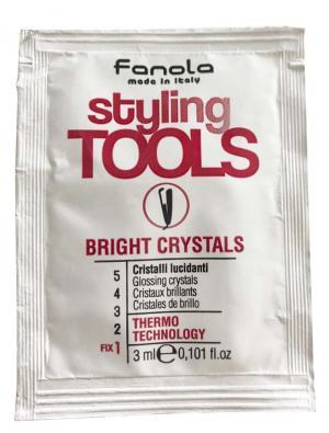 Пробники рідкі кристали для блиску волосся Fanola Tools 3 мл - 00-00012256