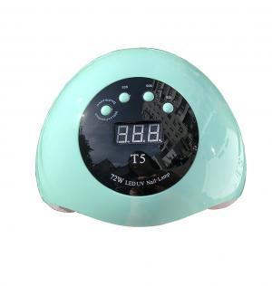 Уф-лампа LED T5 Бірюзова (2в1) 72W  - 00-00012323