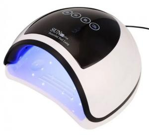 Уф-лампа SUN H2 PLUS БІЛА (2в1) 96W  - 00-00012332
