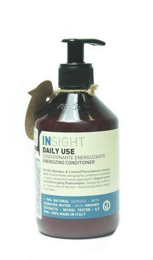 Кондиціонер  Insight Energising  для всіх типів волосся 400 мл - 00-00012345
