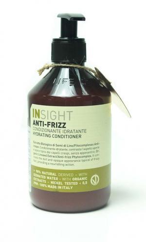 Кондиционер увлажняющий для всех типов волос Insight 400мл - 00-00012346