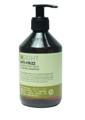 Шампунь увлажняющий для всех типов волос Insight 400 мл - 00-00012348