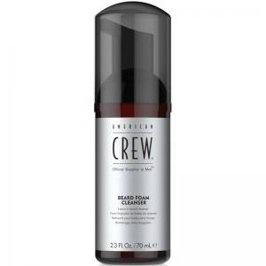 Піна очищаюча для бороди American Crew Beard Foam Cleanser  70 мл - 00-00012369