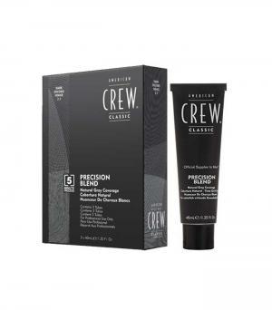 Краска-система маскировки седины American Crew (2-3) Dark 3*40мл - 00-00012371