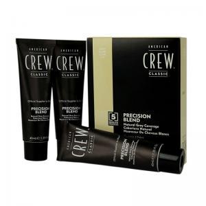 Краска-система маскировки седины American Crew (7-8) Light 3 * 40 мл - 00-00012374